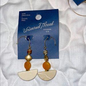 Universal Thread Earrings, nickel free